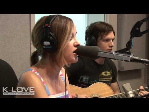 """K-LOVE - Britt Nicole """"The Lost Get Found"""" LIVE"""