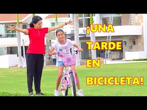 UNA TARDE EN BICICLETA | AnaNana Toys from YouTube · Duration:  11 minutes 21 seconds