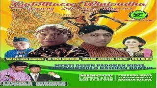 "Pagelaran Wayang Kulit ""GATHOTKACA WINISUDA"" dalang Ki Seno Nugroho"