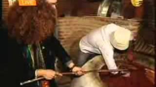 Repeat youtube video Tania Maria პურის სახლში (იმედი/ქრონიკა20:00)