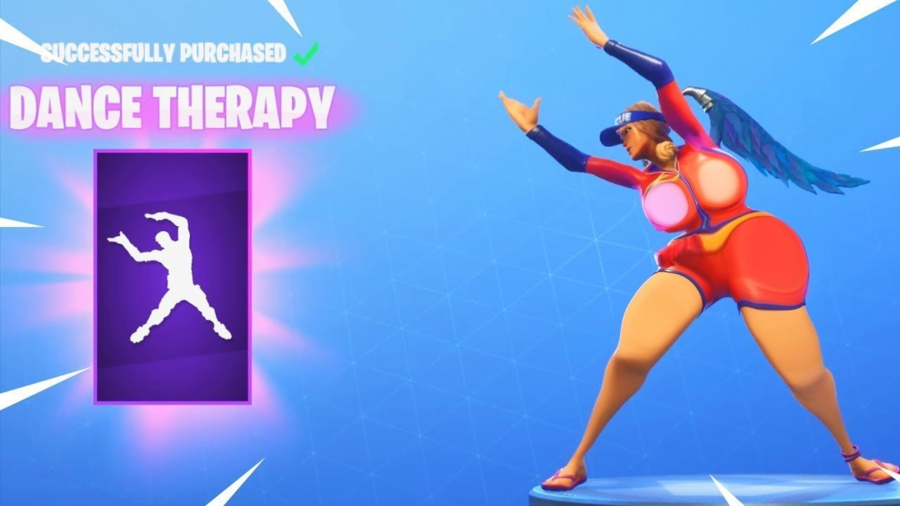 FORTNITE DANCE THERAPY 1 HOUR BASS BOOSTED | PrivatGaming ...