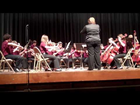 Korean Folk Tune, Hereford Middle School Chamber Orchestra