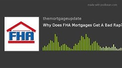 Is An FHA Loan a Bad Idea?