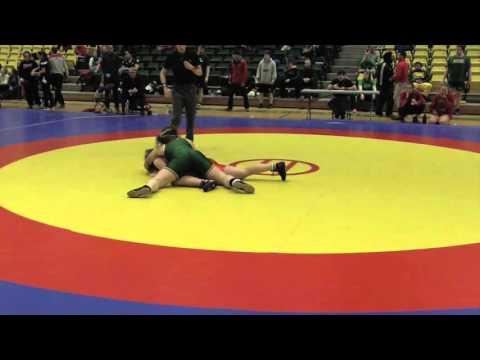 2016 Golden Bear Open: 72 kg Final Emily Tuttosi vs. Kristine Longeau