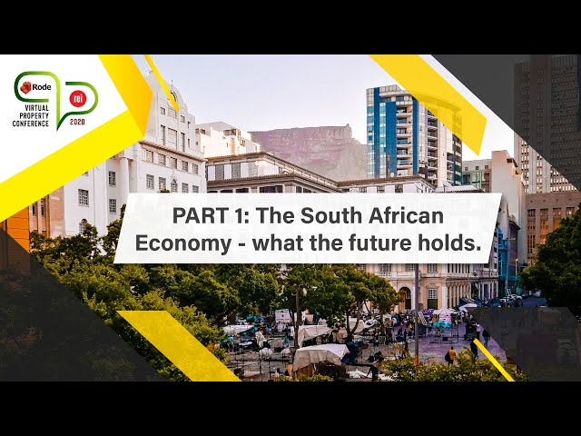 #1 REI Rode Part 1| Renowned economists on the future of South Africa