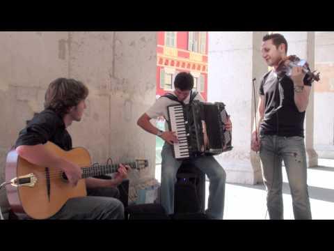 Street Music (Gypsy Jazz)