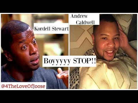 """Andrew Caldwell says he and Kordell Stewart are """"friends"""" again..."""
