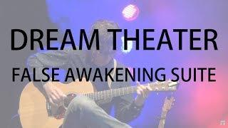 False Awakening Suite - Dream Theater (live cover Julio Melio)