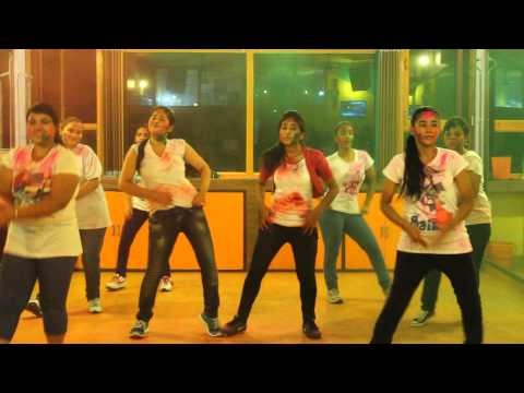 balam pichkari yeh jawaani hai deewani Dance choreography by step2step dance studio,09888697158 Travel Video