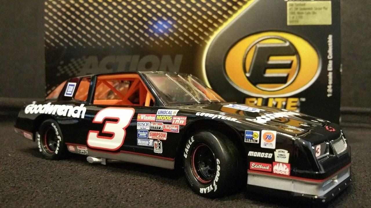 Dale Earnhardt Sr 1988 Gm Goodwrench Monte Carlo Ss Rcca Elite