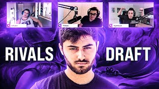 THE DRAFT BEGINS!(Twitch Rivals)Ft.Tyler1, TFBlade, Boxbox, Nightblue3, Metaphor, Shiphtur, Lohpally
