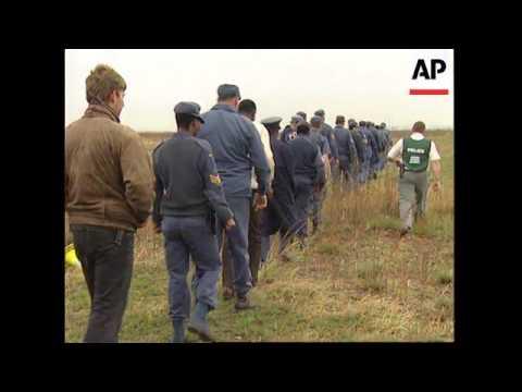 SOUTH AFRICA: SERIAL KILLINGS UPDATE
