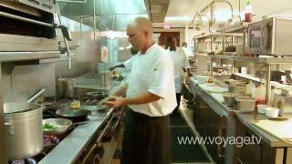 Bagatelle Bistro At The Gansevoort Hotel - Turks & Caicos, Caribbean - On Voyage.tv