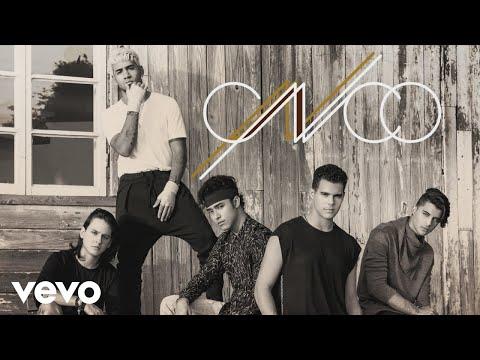CNCO - Mala Actitud (Audio)