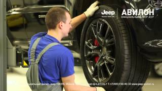 видео Ремонт и техническое обслуживание Джип Гранд Чероки. Jeep Grand Cherokee