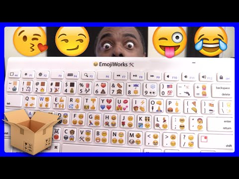 CHECK OUT THIS EMOJI KEYBOARD!