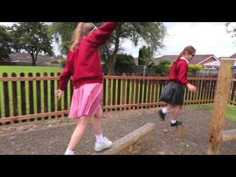 Playground Equipment - Hillside Primary School | Hand Made Places