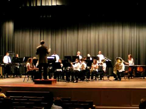 Jay M. Robinson Concert Band - Variations on a Sailing Song