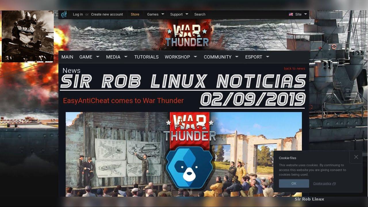 Sir Rob Linux Notícias - 25 a 31/8/19 - Tópicos e Links na Descrição