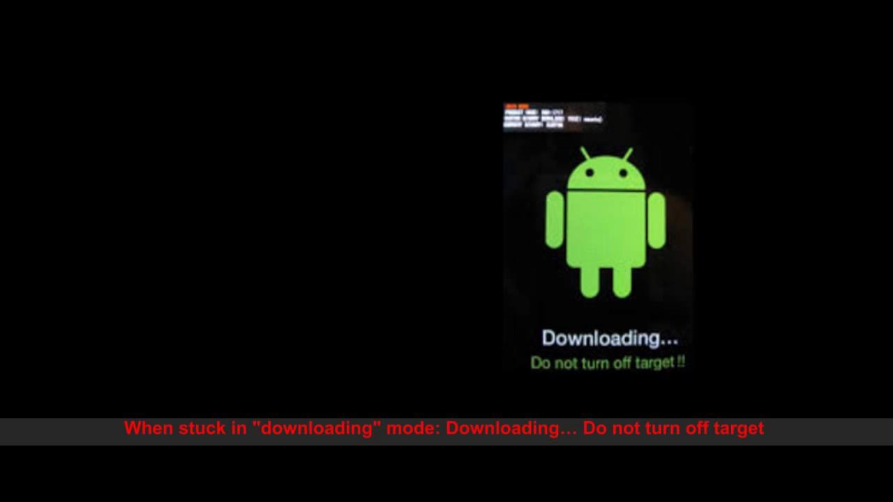 Samsung Downloading Do Not Turn Off Target
