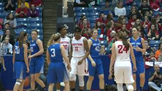 Dayton Women's Basketball: Saint Louis Postgame