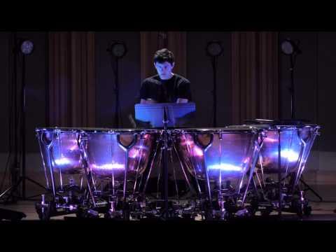 Hero's Journey (2014) - Timpani Solo with Electronics