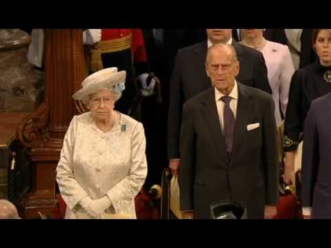 The National Anthem - God Save the Queen (60th Anniversary of The Coronation)