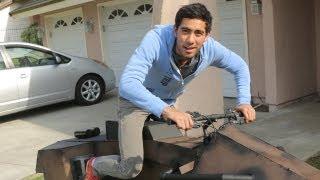 Real Life Speeder Bike