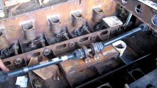 Tiger tank replica - Test Engine by maketoff.net
