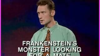 (WHOSE LINE) Weird Newscasters #05