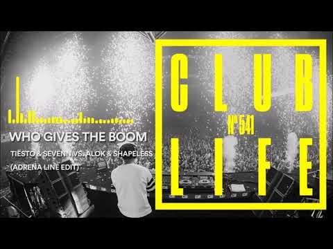 Tiësto & Sevenn vs. ALOK & Shapeless - Who Gives The BOOM (Adrena Line Edit)