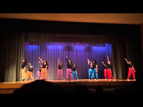 Team Bollywood at Sir Wilfrid Laurier C.I. - I.B. Done Dinner Performance