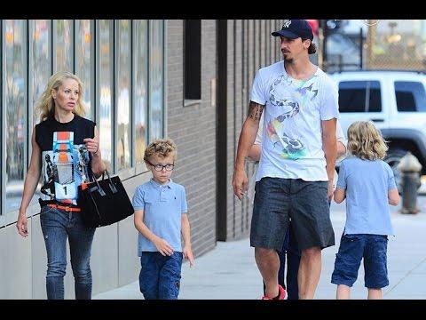 Family zlatan ibrahimovic Zlatan Ibrahimovic