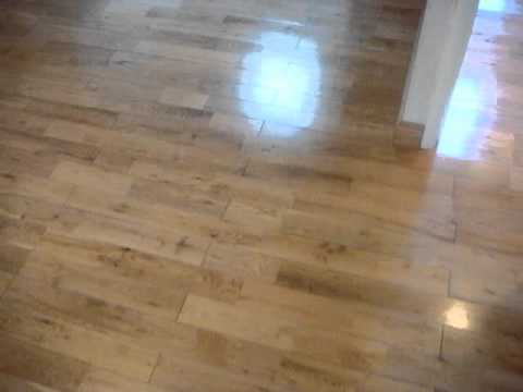 Engineered Wood Floor Cleaning Linton Cambridge Youtube