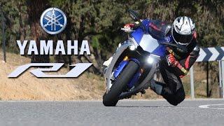 Yamaha R1 2016: Prueba a fondo [Full HD]
