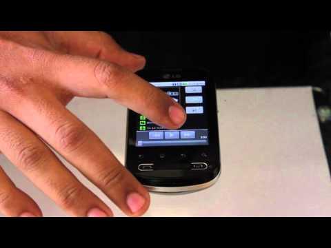 LG optimus me p350 completo análisis y experiencia de uso en español