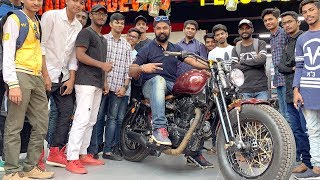 Ultimate CUSTOMIZED Royal Enfield !!