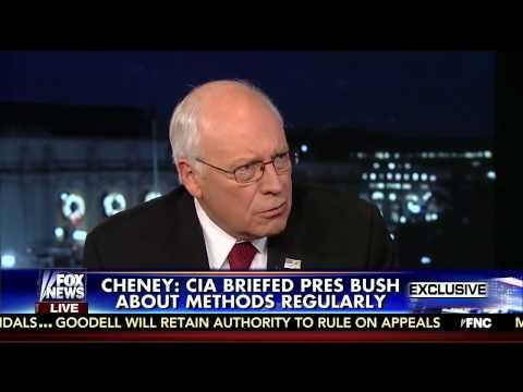 Cheney: CIA torture report 'full of crap'