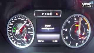 0-270 km/h : Mercedes A45 AMG 4Matic (Motorsport)