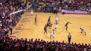 No. 10/14 Michigan at Indiana: Game Highlights