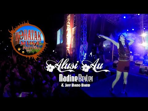 ALUSI AU (Marragam ragam) by NADINE BEILER & JAY JANO BAND - Samosir Music International 2017