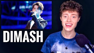 Singer Reacts To Dimash - Sinful Passion