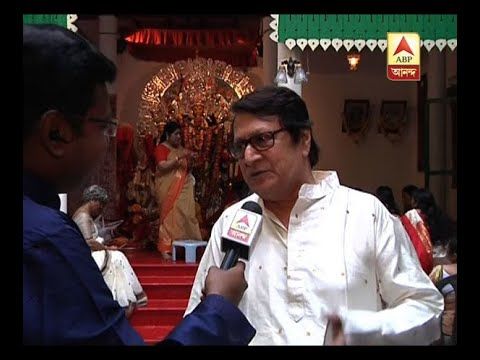Maha Ashtami puja is going on at Bhawanipore's Mallick Bari