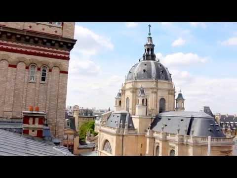 L'Université Paris-Sorbonne vous souhaite de bonnes vacances