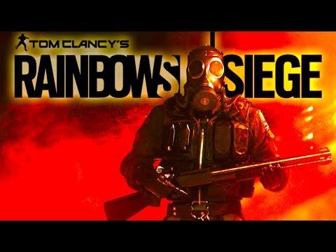 RAINBOW SIX SIEGE OPERATORS | ALL OPERATOR VIDEOS