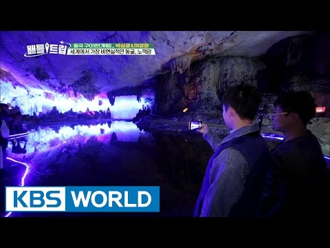 The unrealistic cave, Reed Flute Cave [Battle Trip / 2017.01.22]