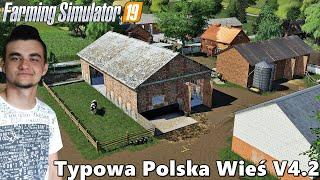 """Farming Simulator 19 """"Sprawdzanie Map"""" #14 ㋡ Typowa Polska Wieś V4.2"""