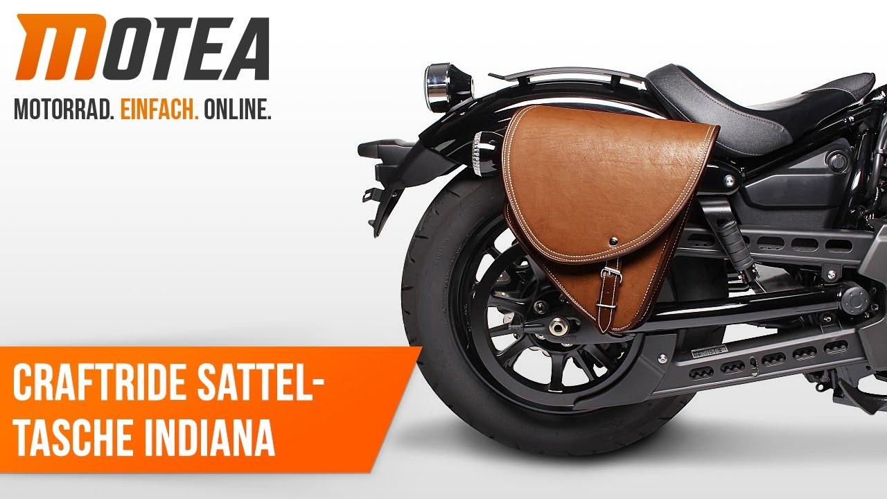 VTX 1300// 1800 R//S Solo Satteltasche TL 10l Honda Shadow VT 125// 600 C