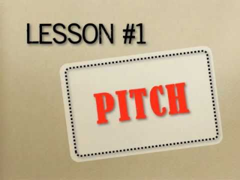 How to Read Music - Lesson 1 - Pitch  (with free download)