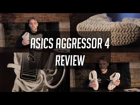 The Best Shoes For Boxing? Asics Aggressor 4 Review